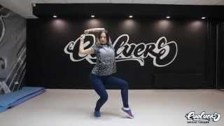 Танцуем Jazz Funk. Видео-урок от школы танцев Evolvers(Преподаватель Александра Кудрявцева evolvers.ru vk.com/evolvers 29-29-633., 2015-04-15T03:50:22.000Z)