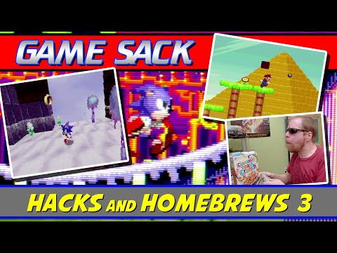 Hacks and Homebrews 3 - Game Sack