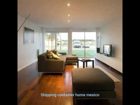 Shipping Container Home Mexico - shipping container homes mexico