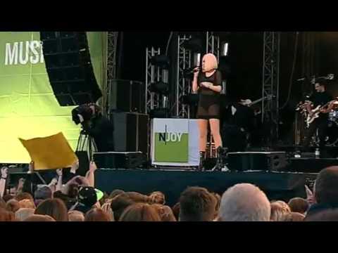N-Joy Starshow 30.05.2015 - Jessie J live von der Expo-Plaza in Hannover