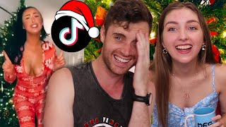 Reacting to THE WORST Christmas TikTok's of 2020