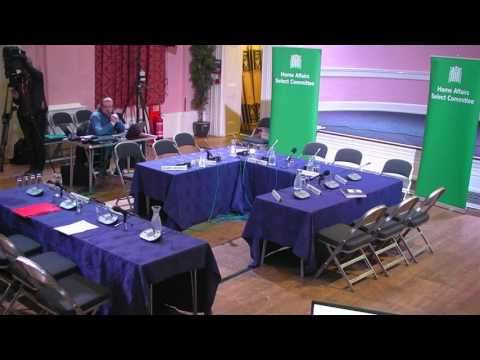 Home Affairs Select Committee oral evidence session on Immigration, Thursday 2 February 2017