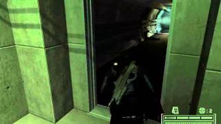 SplinterCell Chaos Theory video test