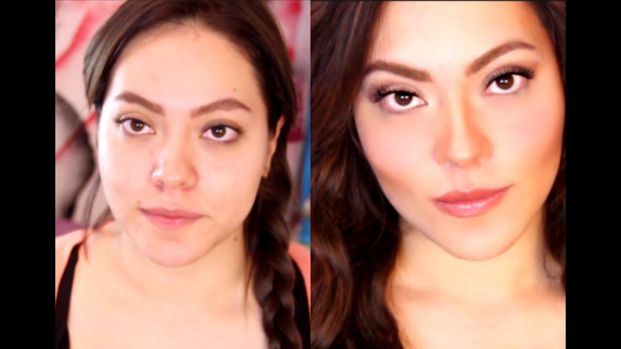adelgazar la cara en photoshop tutorial
