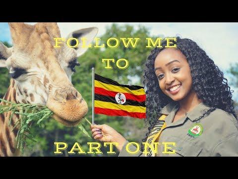 Follow me to UGANDA Vlog Part One - ft Samuka Island, and River Nile | Jan Mukiibi ♡