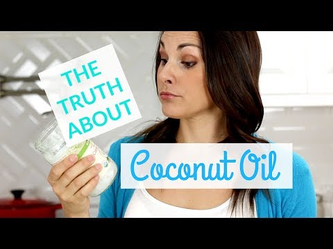 Coconut Oil: Bad For Heart Health?