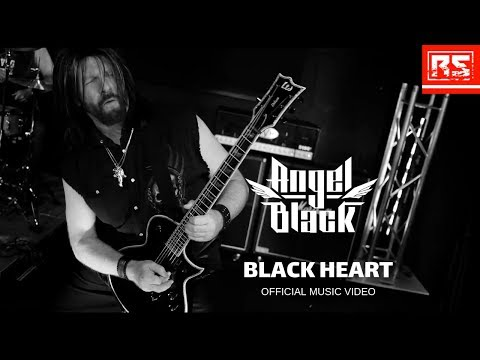 ANGEL BLACK - Black Heart (OFFICIAL MUSIC VIDEO)
