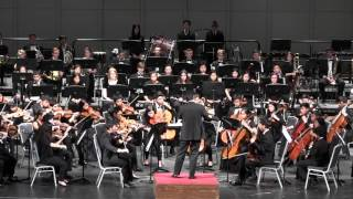 2016 california all state high school orchestra finale from mahler symphony no 1 titan