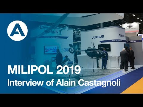 Interview of Alain Castagnoli - Large Events Campaign Manager