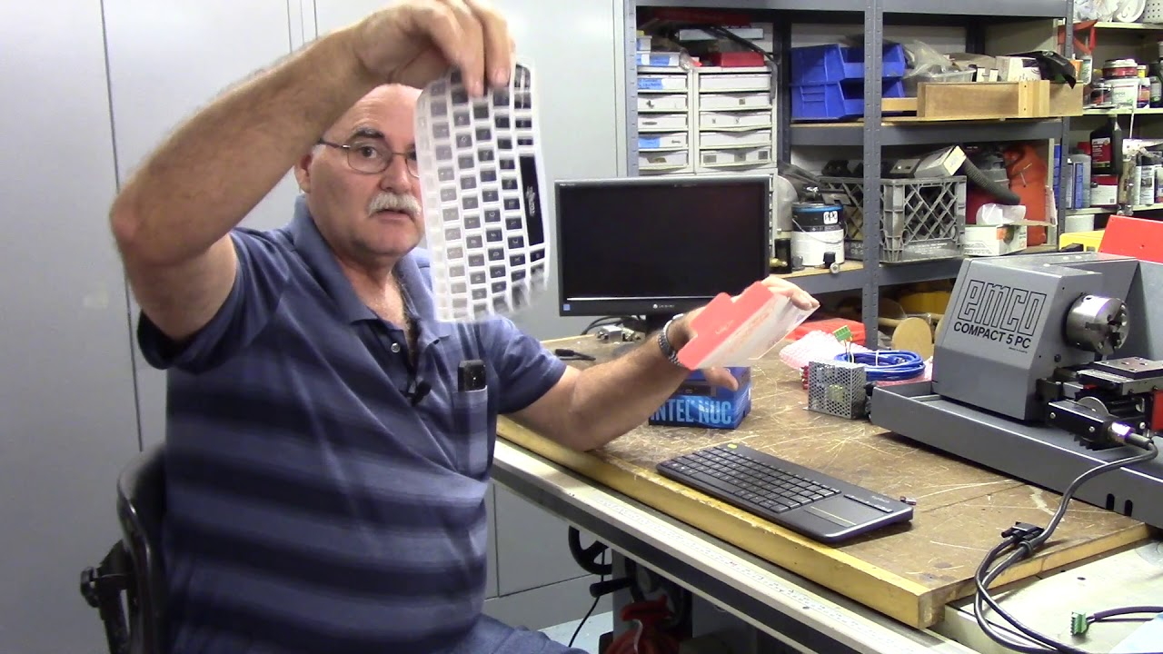 Repeat Emco Compact 5 CNC Lathe Intro & Benchtesting