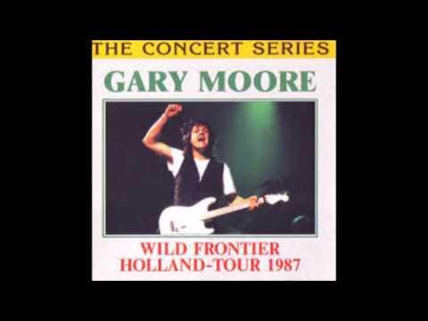 Gary Moore – Wild Frontier: Holland-Tour 1987 ( Bootleg)