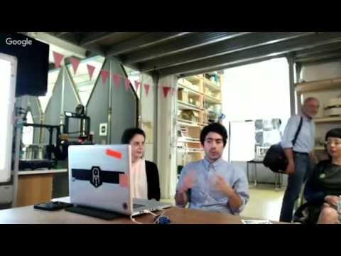 Presentazione Maker in Residence: EJtech - Interfacce sperimentali
