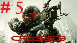 Crysis 3 - Chapter 3: Root of All Evil Part 2 - SuperSoldier Walkthrough