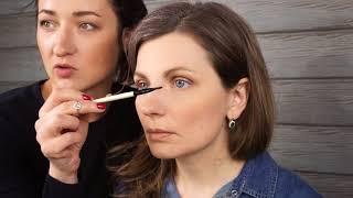Стрелки для нависшего века | Особенности макияжа на нависшем веке | 3 вида стрелок пошагово
