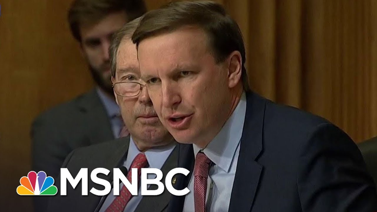 Senators Worry About Donald Trump And Nuclear Weapons | The Last Word | MSNBC