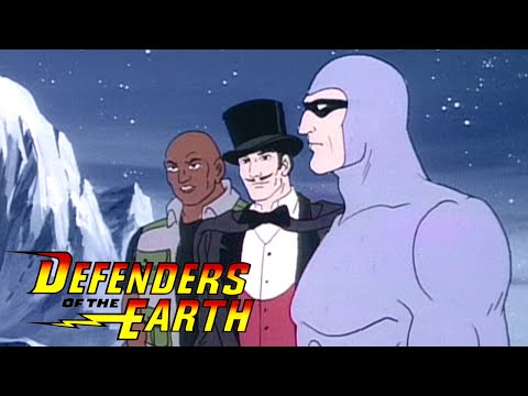 Defenders of the Earth Features: The Necklace of Oros