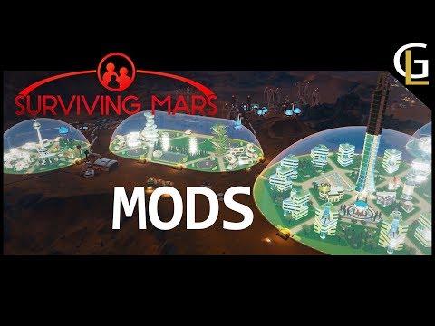🚀 Surviving Mars 5 NÜTZLICHE MODS 🚀