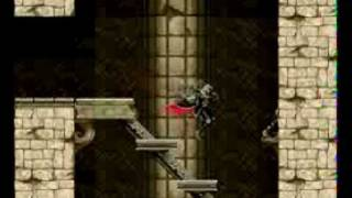 Castlevania Beyond Time Fan game #1