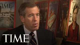Brian Williams | 10 Questions for the NBC Nightly News Anchorman | TIME thumbnail