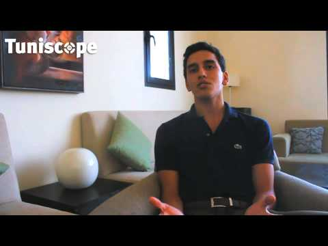 Interview de Walid Osmani Champion de Tunisie de Golf