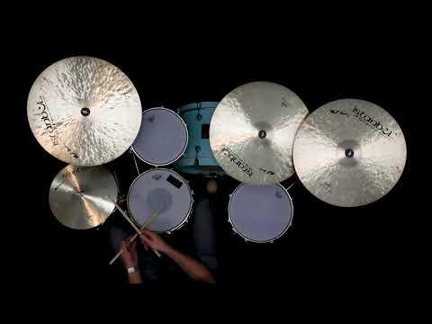 Istanbul Agop Mel Lewis Series Cymbals