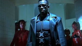 Super hero film attack Special: Let's talk about the BLADE franchise