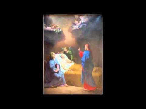 La morte di san Giuseppe vista da Maria Valtorta