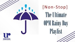 Download The Ultimate OPM Rainy Day Playlist (Official Lyric ) MP3 song and Music Video