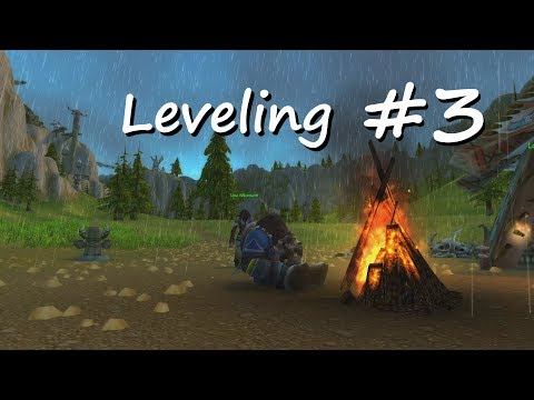 WoW Leveling #3 - Reading quest text?
