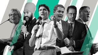 Canada Election 2019 Leaders' Debate