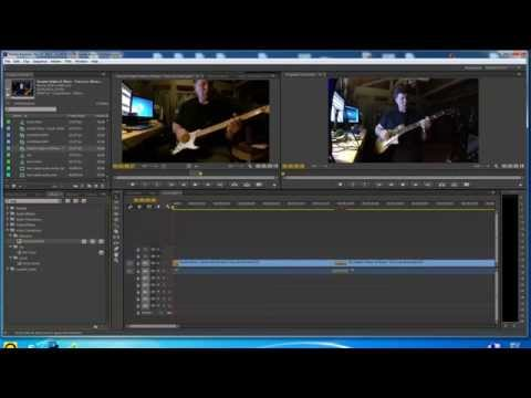 How to Fade Out Audio in Adobe Premiere Pro CC 2014