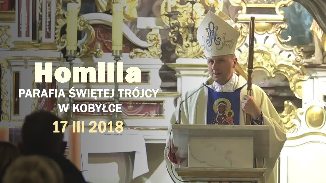 Bp M. Solarczyk: Bóg zsyła łaski poprzez Maryję (17 III 2018 r.)