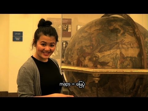 U.S. Library of Congress - English with Kaye Mon