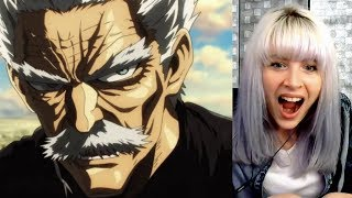 """SAITAMA VS THE METEOR! One Punch Man Episode 7 Reaction and Review 
