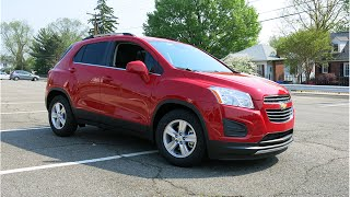 Chevrolet Trax 2016 Car Review