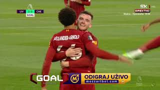Liverpool vs Chelsea 5:3   Golovi sa Utakmice   SPORT KLUB FUDBAL