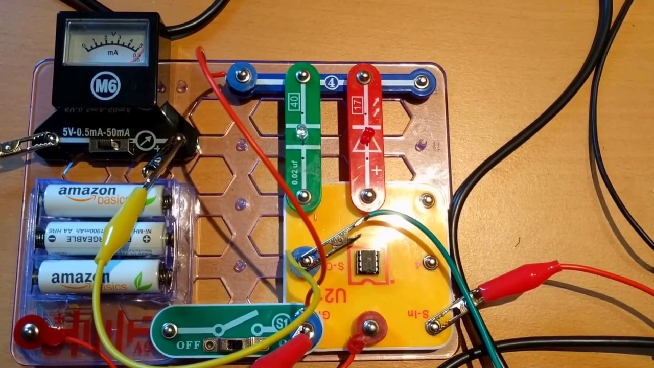 Snap Circuits Programming For Kids Youtube Video