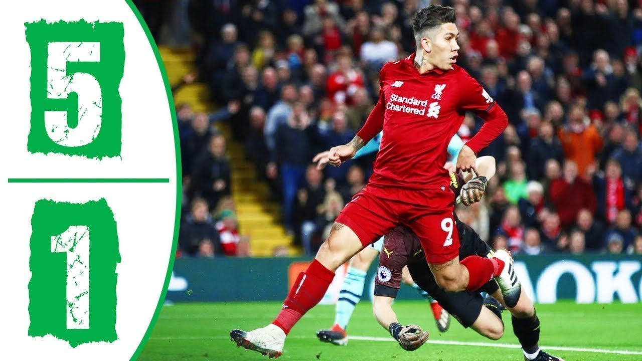Download Firmino Hat Trick Liverpool vs Arsenal 5 1 All Goals & Extended Highlights 2019 Last Match