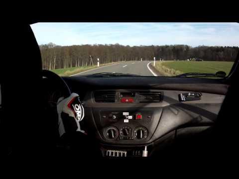 Rallye Zorn WP1