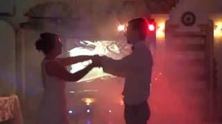 Первый танец Алексея и Татьяны 17.06.16