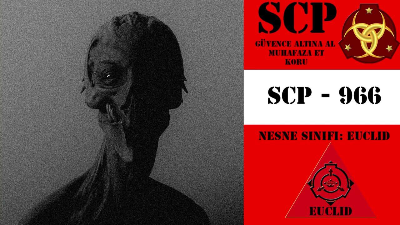 SCP 966 (Uyku Katili)