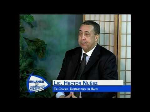 Hector Nuñez ex consul en Haiti.wmv