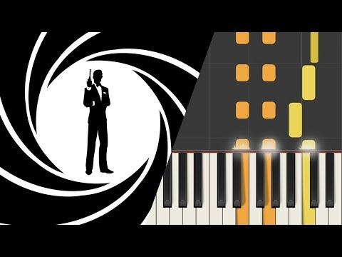 Piano - James Bond 007 Theme