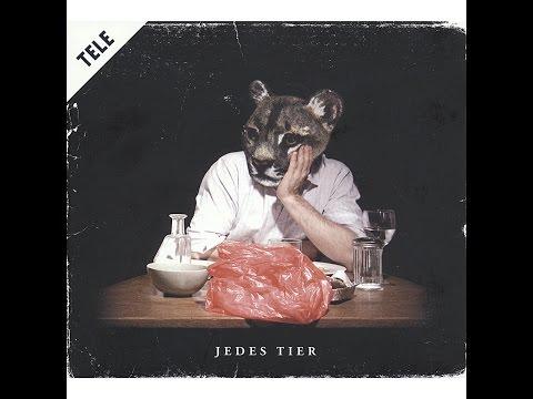 Tele - Jedes Tier (Tapete Records) [Full Album]