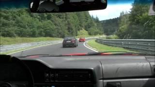 Nordschleife Volvo 850R / Opel Ascona 400