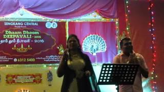 Onnum Theriyatha - Jay and Thamarai 05 Nov 2016
