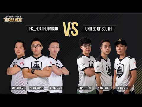 [18.11.2017] FC_HOAPHUONGDO x United Of South [Nhánh thua 1][Ultimate Team Tournament]