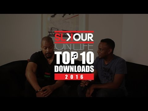 Top 10 Most Downloaded Tracks On Slikouronlife 2016 With Morocco