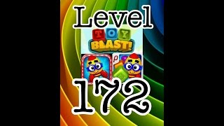 Toy Blast Level 172