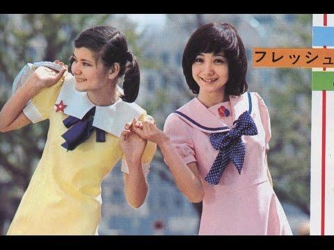 麻丘めぐみ「女の子なんだもん」 1973